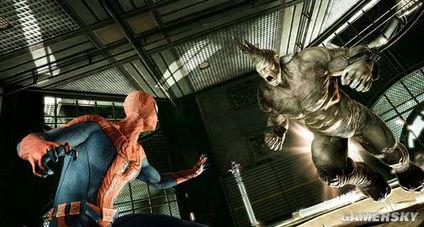 就是你们有好的邻居--蜘蛛侠