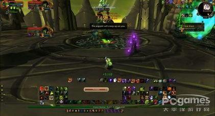 魔兽 100级术士绿火职业任务难度或提高