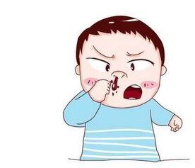 流鼻血如何快速止血?