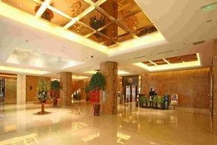 北京费尔蒙酒店室内设计