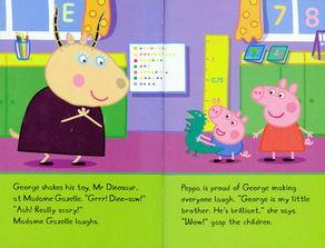 ...口Peppa Pig小精装盒装 10册 ,送可爱手偶