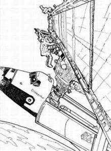 ...一幅非常可爱的宇宙飞船简笔画,绘画精美,精简易学,很适合宝宝...