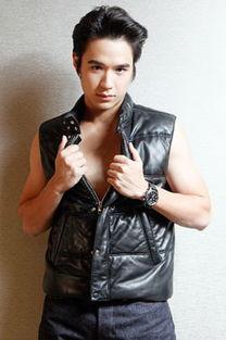 ...表.图片来源:台湾《中国时报》-泰国美男马里奥赴台宣传新片 自...
