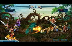 神渺苍穹-《神战九天》旨在为玩家带来与众不同的游戏体验,更多创新内容将随...