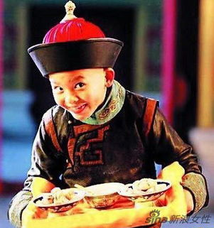 ...视版《鹿鼎记》少年韦小宝扮演者的竞选,结果被选中.给人最深的...
