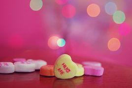 每一种糖果都包含着一种心情 幸福温馨的QQ空间素材