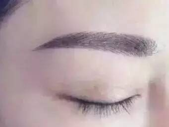 半永久纹绣,总有一款眉毛会给你带来好运