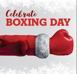 boxing day节礼日起源