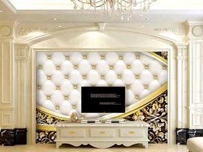 欧式花纹珍珠软包背景墙图片设计素材 高清psd模板下载 75.88MB 珠...