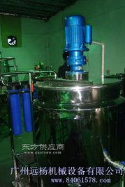 ...销304不锈钢洗发水生产设备洗发水乳化设备图片