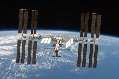 美国宇航局在国际空间站建立高级 干洗店