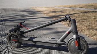 电动滑板车选购经验分享