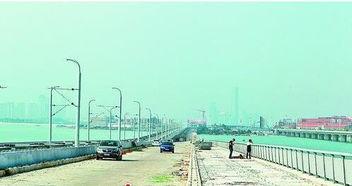 高集海堤开口改造主体建成 公路桥有望改景观桥