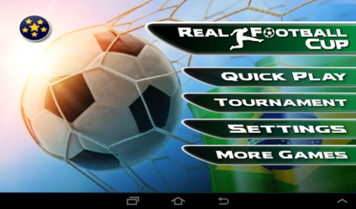 Play Real Football Cup 9
