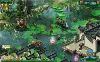 万修皆道-《梦幻蜀山》是一款新概念2D回合制网游,有着更丰富的游戏内容和...