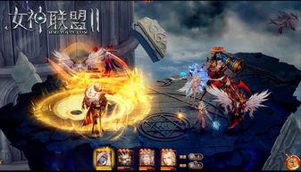 ...神联盟2》天禅武仙战斗截图-女神联盟2 红将揭秘 国宝也疯狂