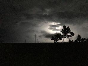...局黑夜搜寻落雷痕迹 紧急抢修线路