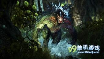 星际猎人VS外星怪兽 大作 进化 预告与演示赏