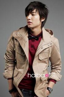 ...李民浩代言韩国男士服饰品牌Trugen2010年最新秋季广告很精彩,...