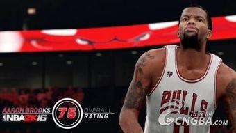NBA 2K16 官方再公布4名球员能力值 科比85分