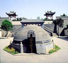 陕西七大古陵墓 组图