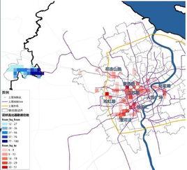 ...三角人每日往返上海 花桥如同上海郊区新城