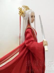 ...赵丽颖陈妍希 于正版 神雕侠侣 女演员比美