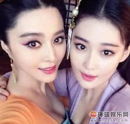 张馨予绝对是好姐妹,因为两人不但一起出演电视剧,更在网上晒亲密...
