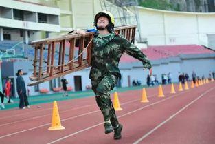 涪陵消防战士训练照曝光 网友 最帅 男神天团