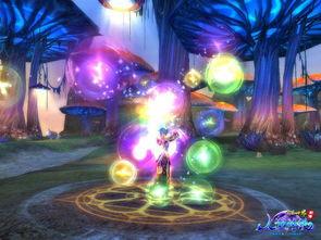 巫师技能-生命气泡-完美前传 汐族新武器震撼登场