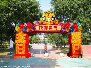 2010高淳春节灯会图片