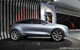 ...vsion愿景概念车在广州车展亮相