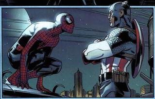 漫画中蜘蛛侠是《内战》的重要人物,但爆料称他目前不在《美队3》...
