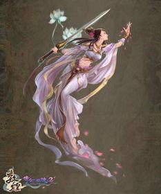 少女雪原之青无修-基于明末战乱的游戏背景,《倩女幽魂2》将首次开启阵营战、团战、...