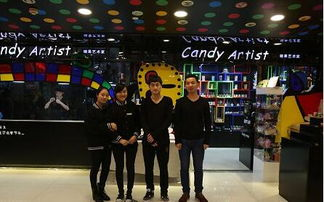 糖果艺术家加盟店报道,糖果艺术家加盟条件,加盟费用 中国连锁网