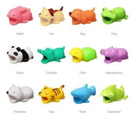 ▲CABLE BITE的雏形是12只可爱的小动物.(图/翻摄自DREAMS)-...