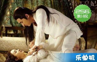 ...赵丽颖和林更新的俊男靓女组合颇为养眼,很多剧迷也期待两位男...