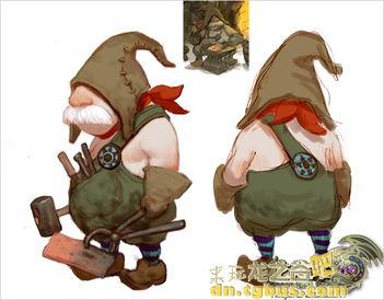 ...的怪物NPC与神话传说的渊源