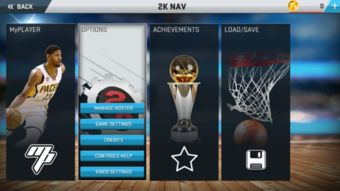 NBA2K17手机版安卓怎么调画质?调画质方法介绍[图]-nba2k17手机版...