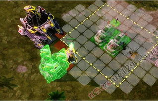 红色警戒3帝国的几种开局 2
