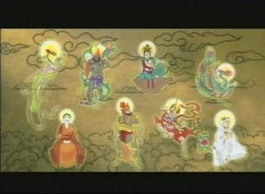 诸天和龙神为 八部 众的上首