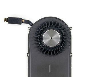 散热系统 双风扇非对称涡轮设计