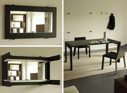 ...二为一成为一个节省空间的创意家具产品?这个折叠家具就是由意大...