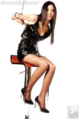 丽柜 摩登时尚之美束新时代 model 英子