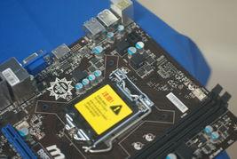 千兆网卡以及 ALC887 8声道音效芯片.   通过英特尔B85芯片,微星B...