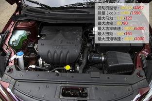型将会使用一款发动机型号为4A91S的发动机,与其进行搭配的是一款...