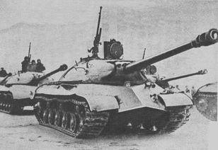 冷战急先锋 IS 3重型坦克