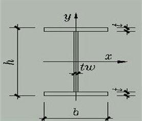 热轧H型钢理论重量表及H型钢计算公式