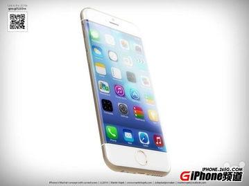 替代电脑利器 iPhone6开启苹果大屏化时代