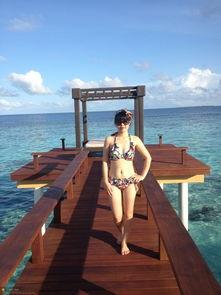 马尔代夫薇拉瓦鲁岛世界上最纯净的海边
